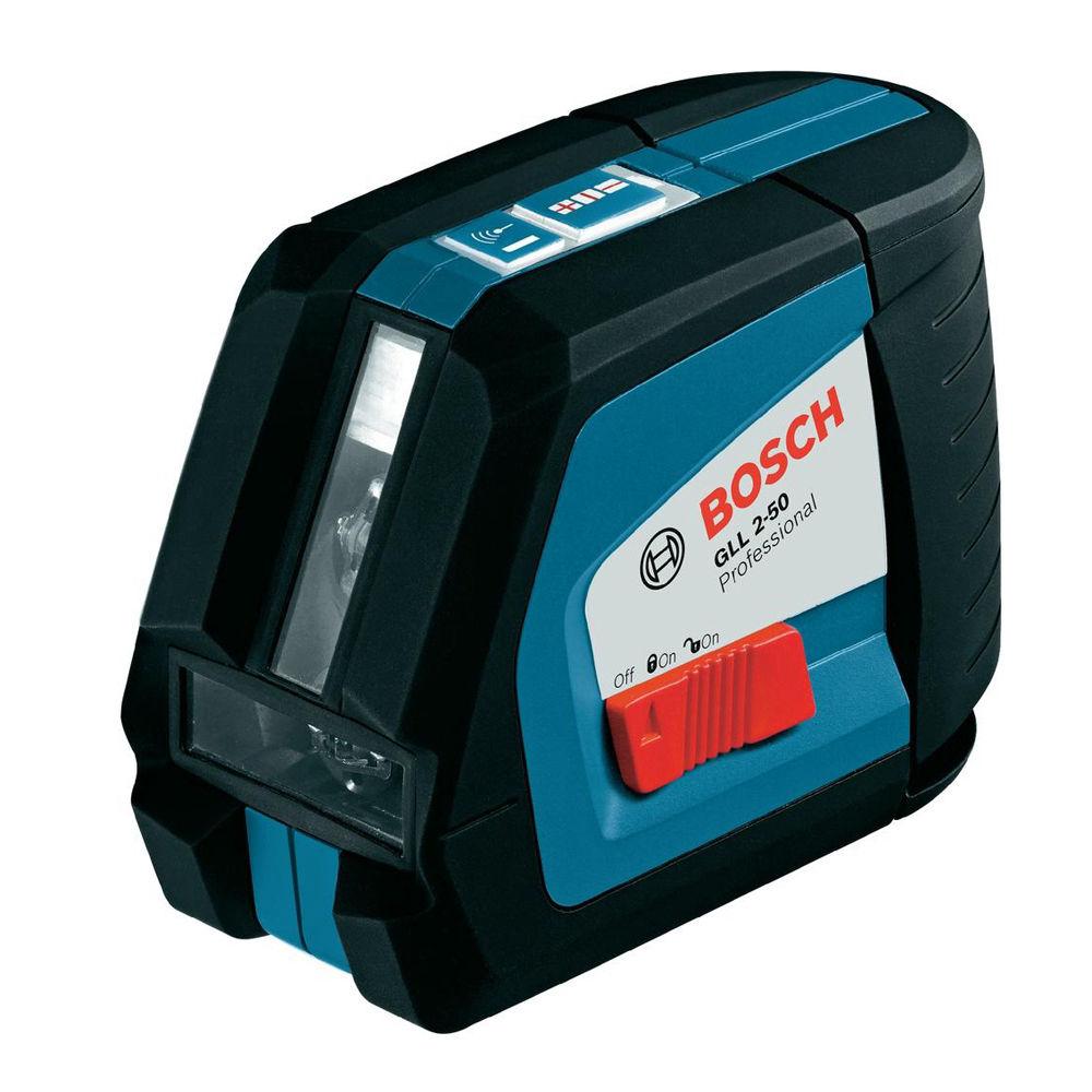Лазерный уровень Bosch GLL 2-50 0601063104