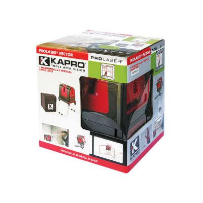 Лазерный уровень KAPRO 873 Set 873-НАБОР