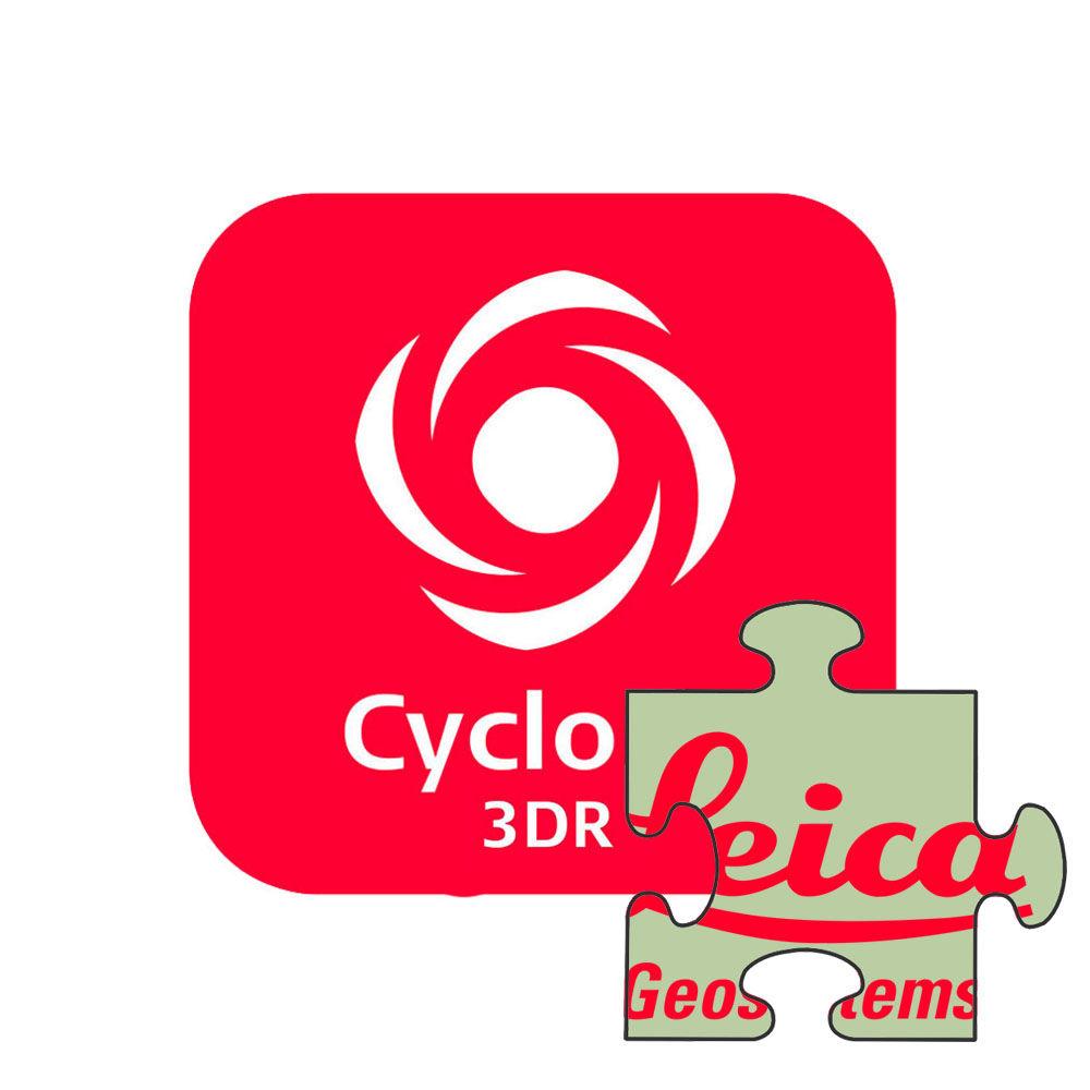 Модуль Leica Cyclone 3DR Survey Option Permanent  901195