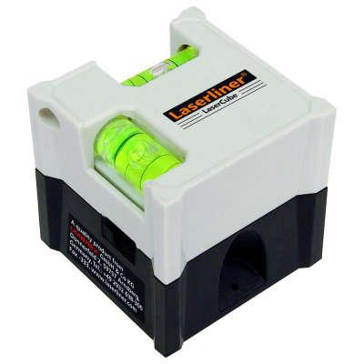 Водяной уровень с лазерным лучом LASERLINER LaserCube 081.108A