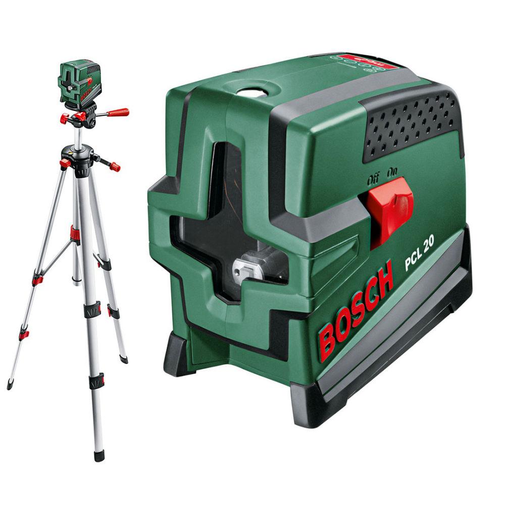 Лазерный уровень Bosch PCL 20 SET 0603008221
