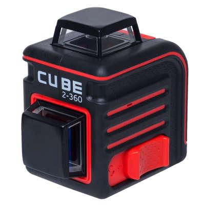 Лазерный уровень ADA Cube 2-360 Basic Edition А00447