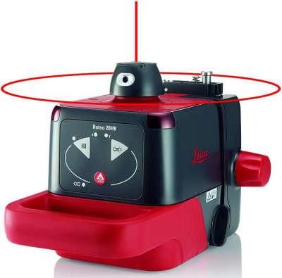Ротационный нивелир Leica Roteo 20HV 772789