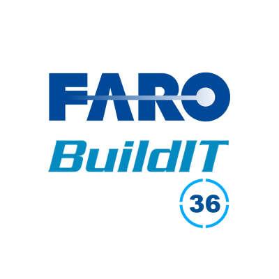 Программное обеспечение Faro BuildIT (36 месяцев)