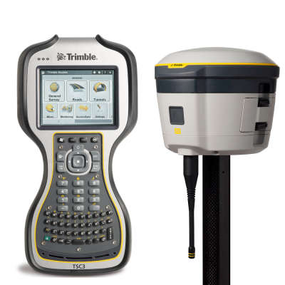 GNSS-приемник  Trimble R2 RTK, Centimeter mode + TSC3
