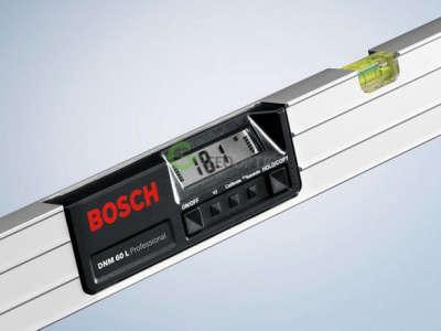 Электронный уровень Bosch DNM 60 L Professional 0601014000