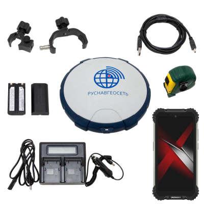 Комплект ровера S-MAX GEO + смартфон + ПО Спутник (SMG-001 NON)