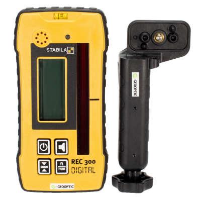 Ротационный лазерный нивелир STABILA LAR300 LED Assist + REC 300 19270