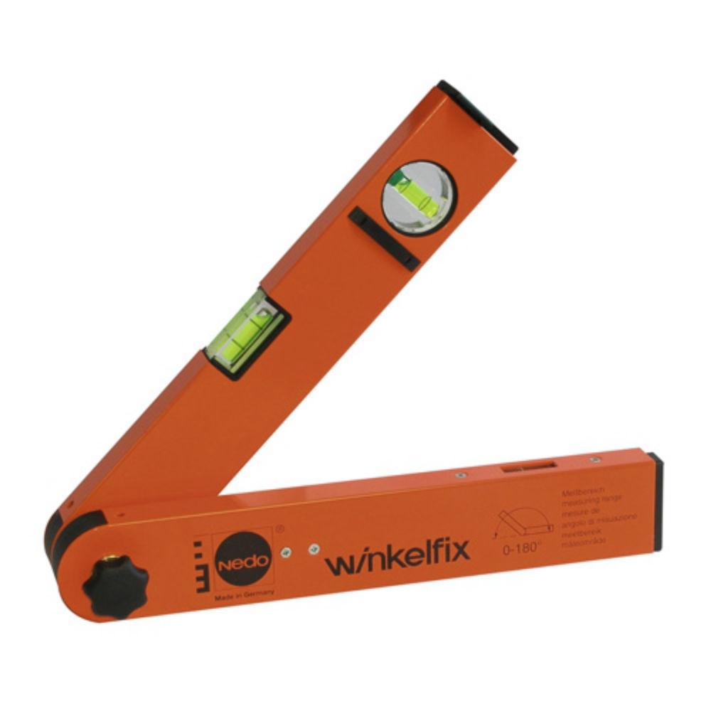 Механический угломер Nedo Winkelfix shorty shank 305mm 500101