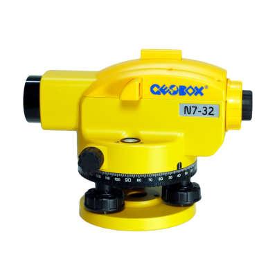 Оптический нивелир GEOBOX N7-32 TRIO с поверкой 100143
