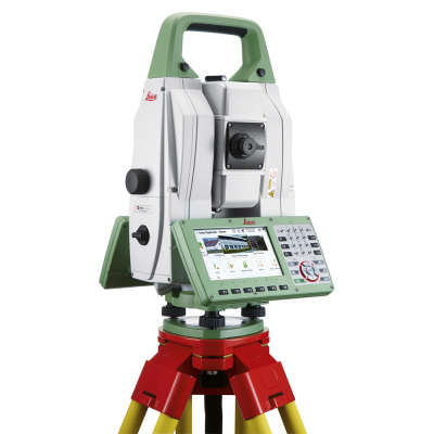"Cканирующий тахеометр Leica MS60 1"" 2020 (комплект)"