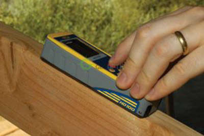Лазерный дальномер Spectra Precision HD100
