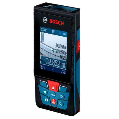 Лазерный дальномер Bosch GLM 120 C Professional (0601072F00)
