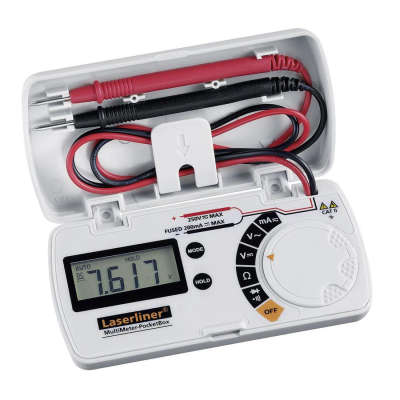 Мультиметр Laserliner MultiMeter-PocketBox 083.028A