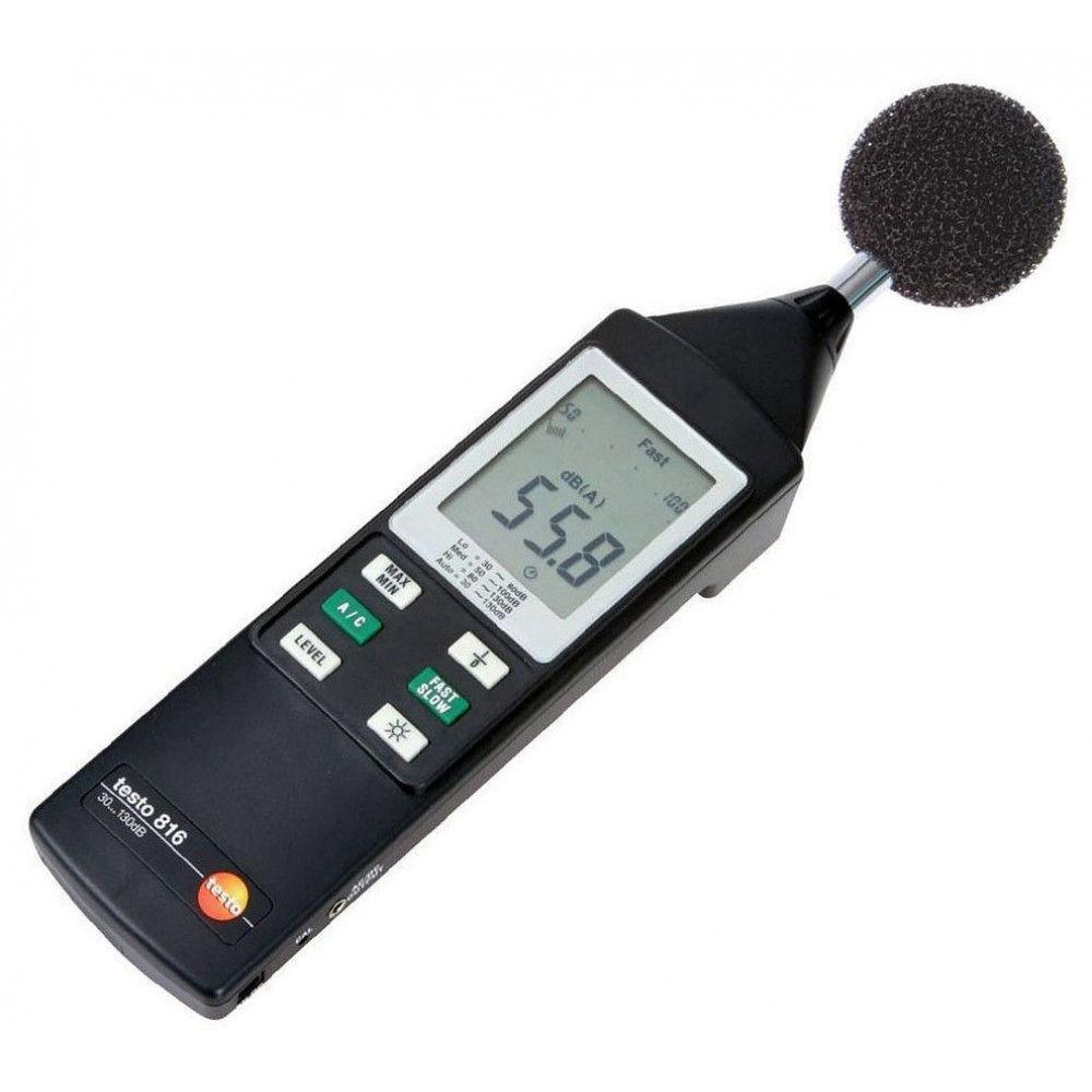 Измеритель уровня шума Testo 816 0563 8165
