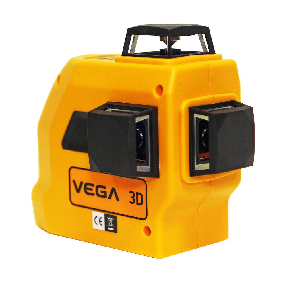 Лазерный уровень Vega 3D Vega 3D