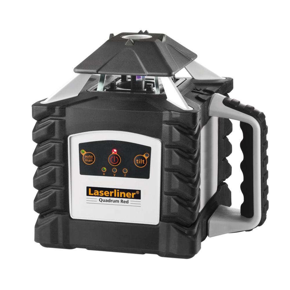Ротационный лазерный нивелир Laserliner Quadrum 410 S 053.00.07A