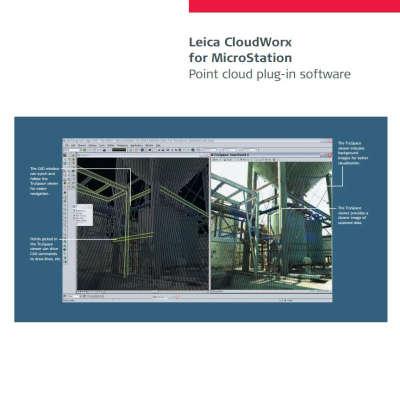 Программное обеспечение Leica CloudWorx MicroStation 806426