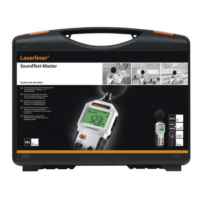 Измеритель уровня шума Laserliner SoundTest-Master 082.070A