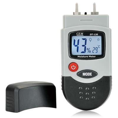 Измеритель влажности CEM DT-120 (482544)