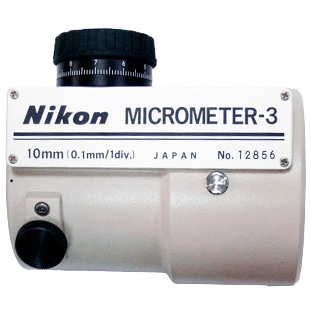 Микрометренная насадка Nikon Micrometer-3 HGM20000-SPN