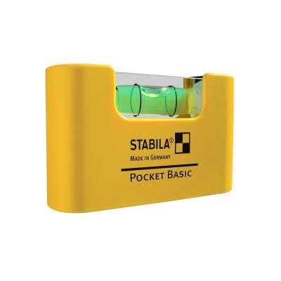 Компактный уровень Stabila Pocket Basic 17773