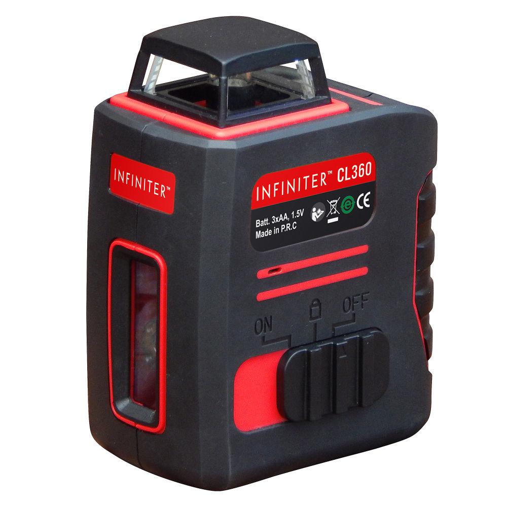 Лазерный уровень Infiniter CL360 1-2-065