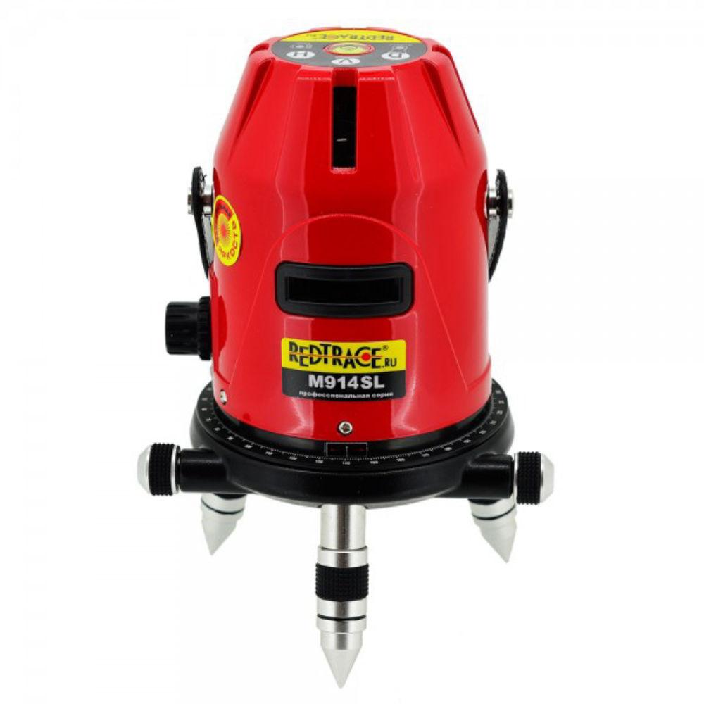 Лазерный уровень Redtrace M914SL 100249