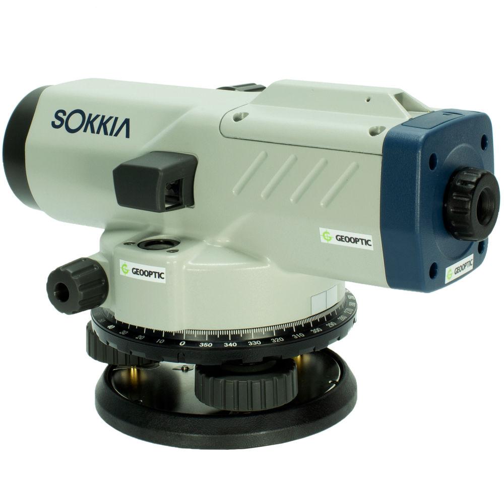 Оптический нивелир Sokkia B30A с поверкой 1210207050