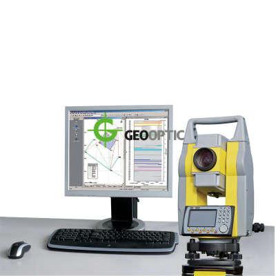 """Тахеометр GeoMax Zoom20 3"""" A4"""