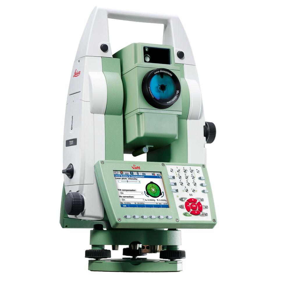 "Тахеометр Leica TS11 R500 (5"") 796537"