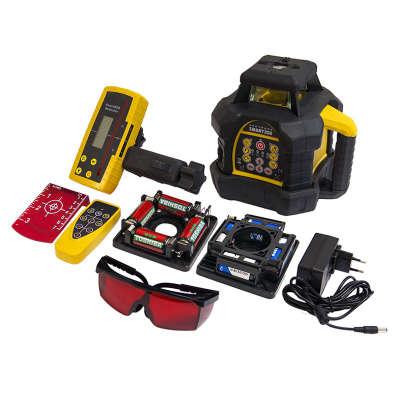 Ротационный лазерный нивелир REDTRACE SMART 350 100509