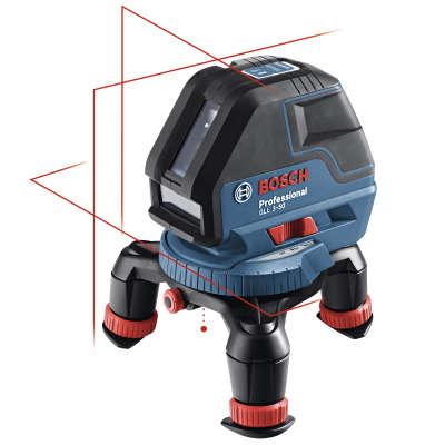 Лазерный уровень Bosch GLL 3-50 (L-Boxx) (0.601.063.801)