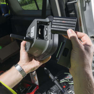 Комплект RTK база Leica GS18 T GSM Base 6016690