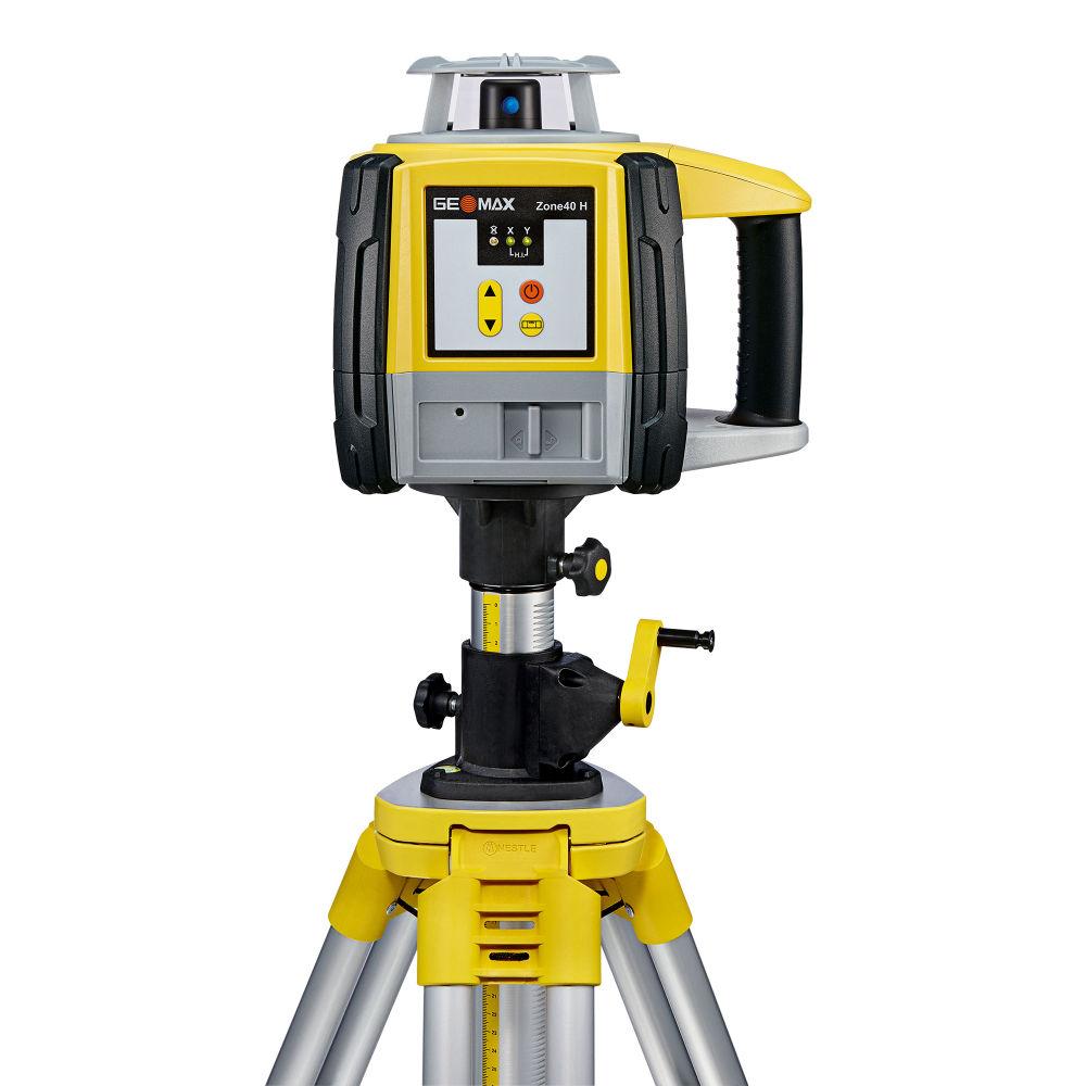 Ротационный лазерный нивелир GeoMax Zone40 H digital 6010652