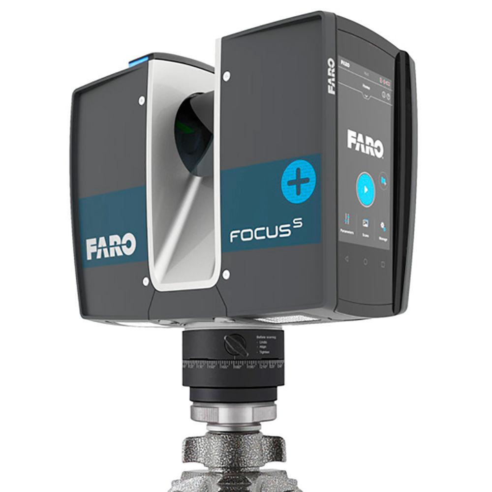 Лазерный сканер FARO FOCUS S150 PLUS + As-Built for Autodesk® Revit
