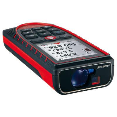 Лазерный дальномер Leica DISTO D510 c поверкой