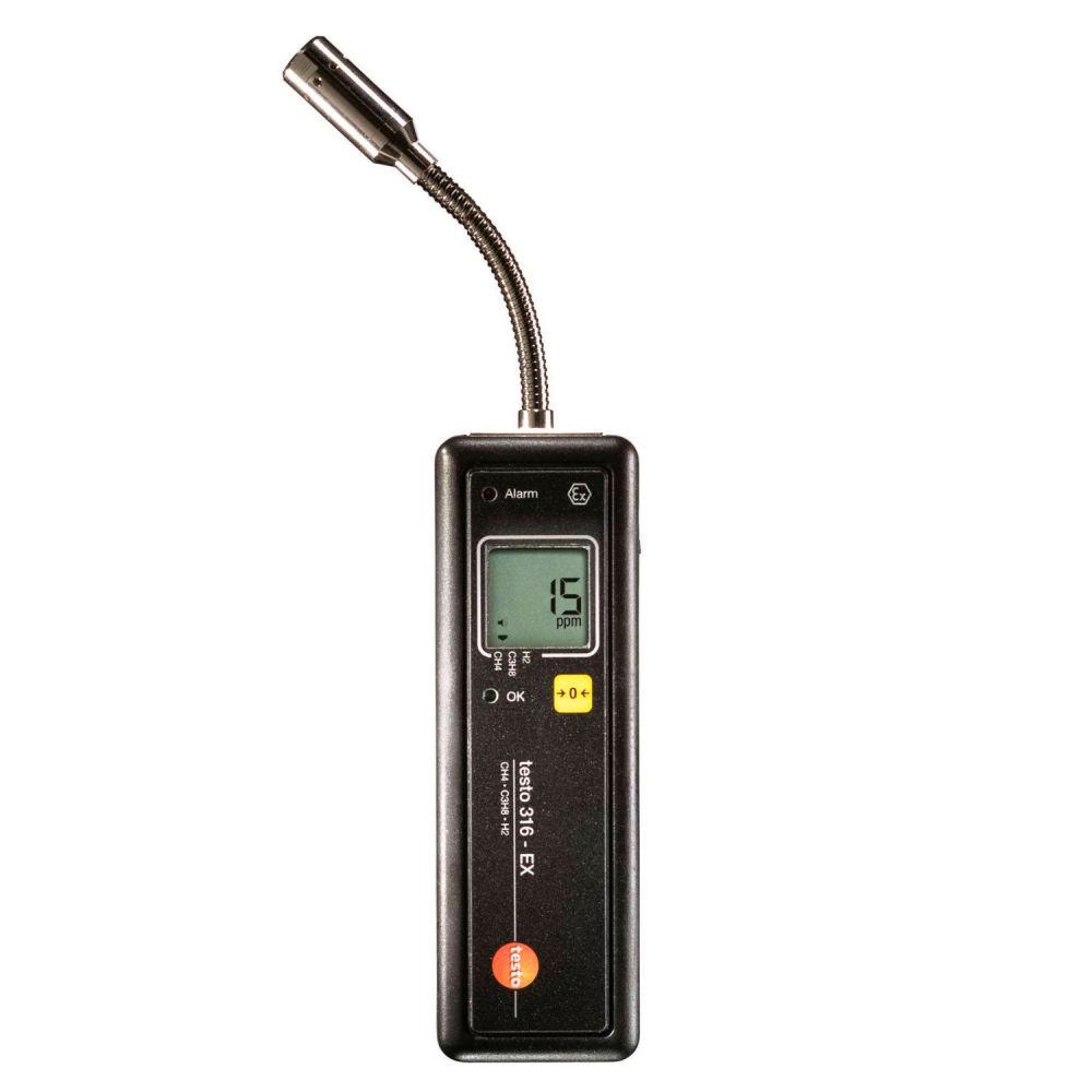 Детектор утечек горючих газов Testo 316-EX 0632 0336