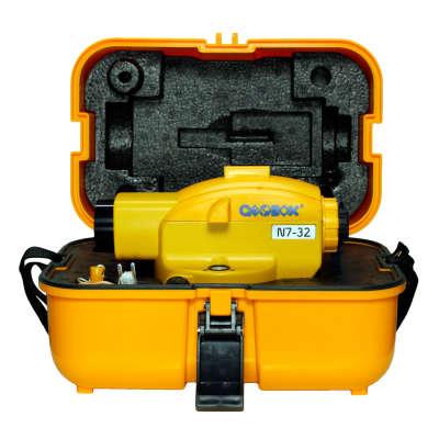 Оптический нивелир GEOBOX N7-32 TRIO 100166