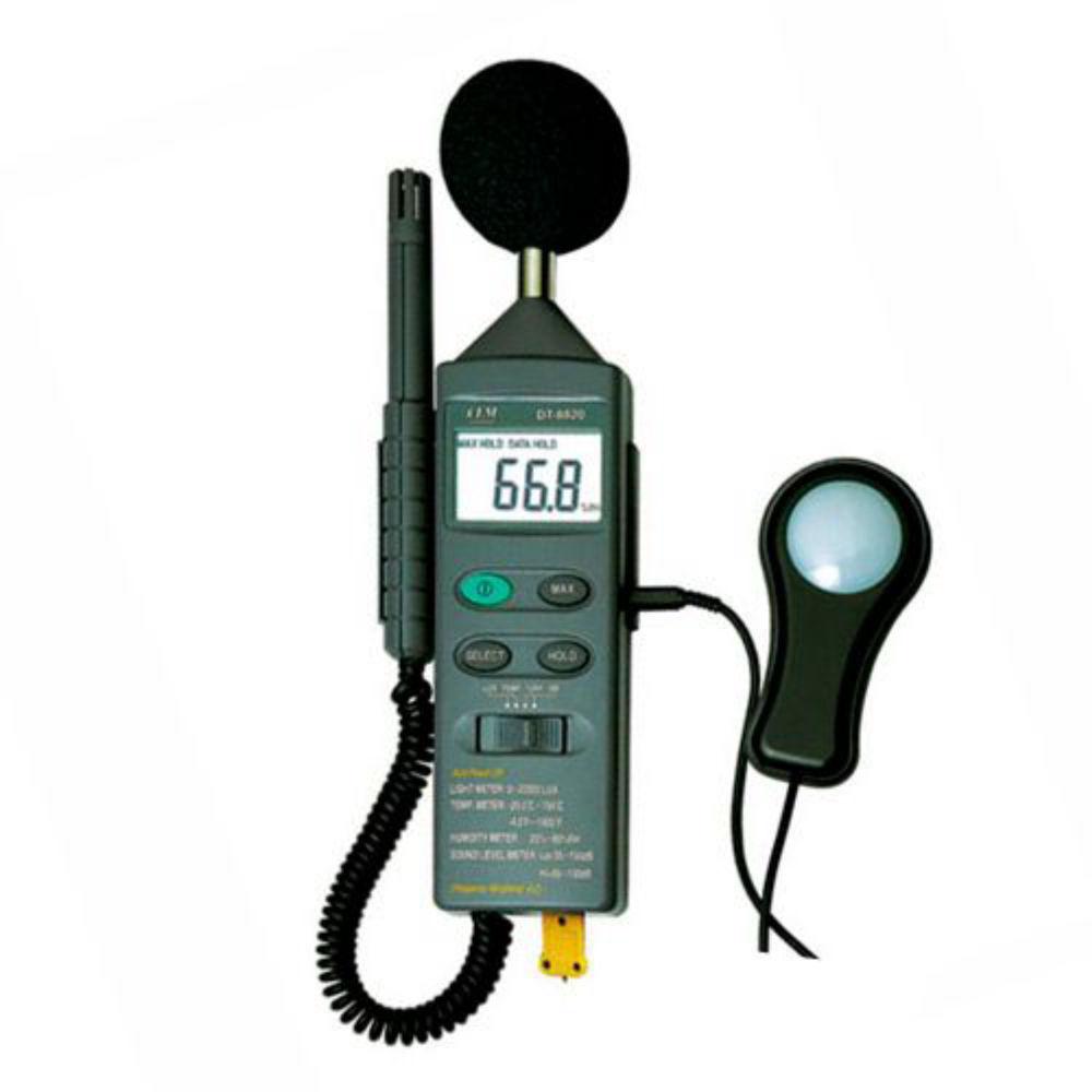 Измеритель качества воздуха CEM DT-8820 480 700