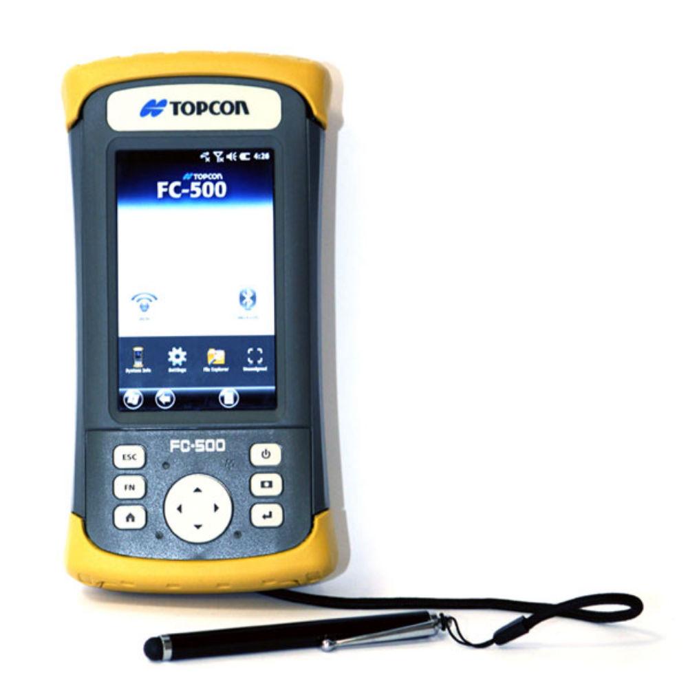 Полевой контроллер Topcon FC-500 GEO+3G 2135010271