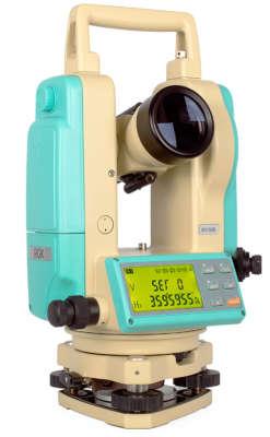 Электронный теодолит RGK T-02 4610011870507
