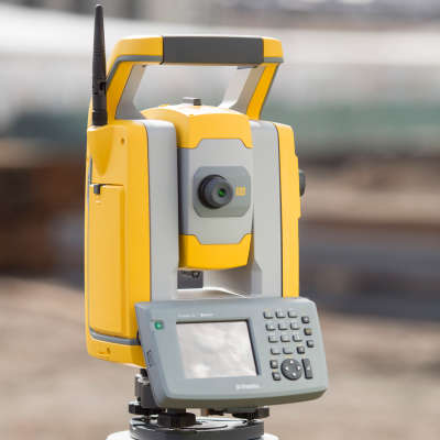 "Тахеометр Trimble S5 1"" Robotic, DR Plus, AT S5152200"