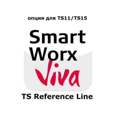 Лицензия Leica SmartWorx Viva TS (Reference Line) (781322)