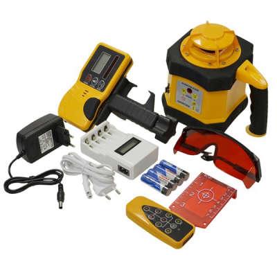 Ротационный лазерный нивелир REDTRACE SMART 340 100506