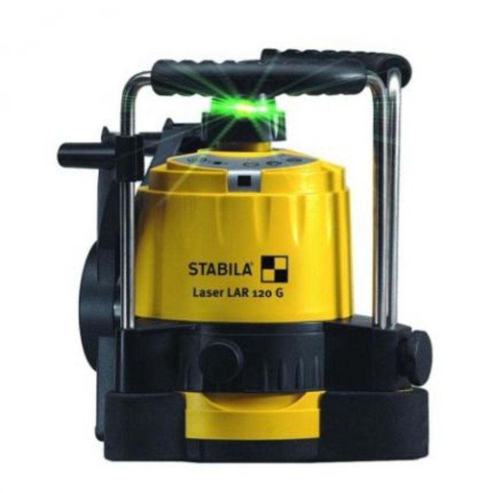 Ротационный нивелир Stabila LAR120G INDOOR SET 18223