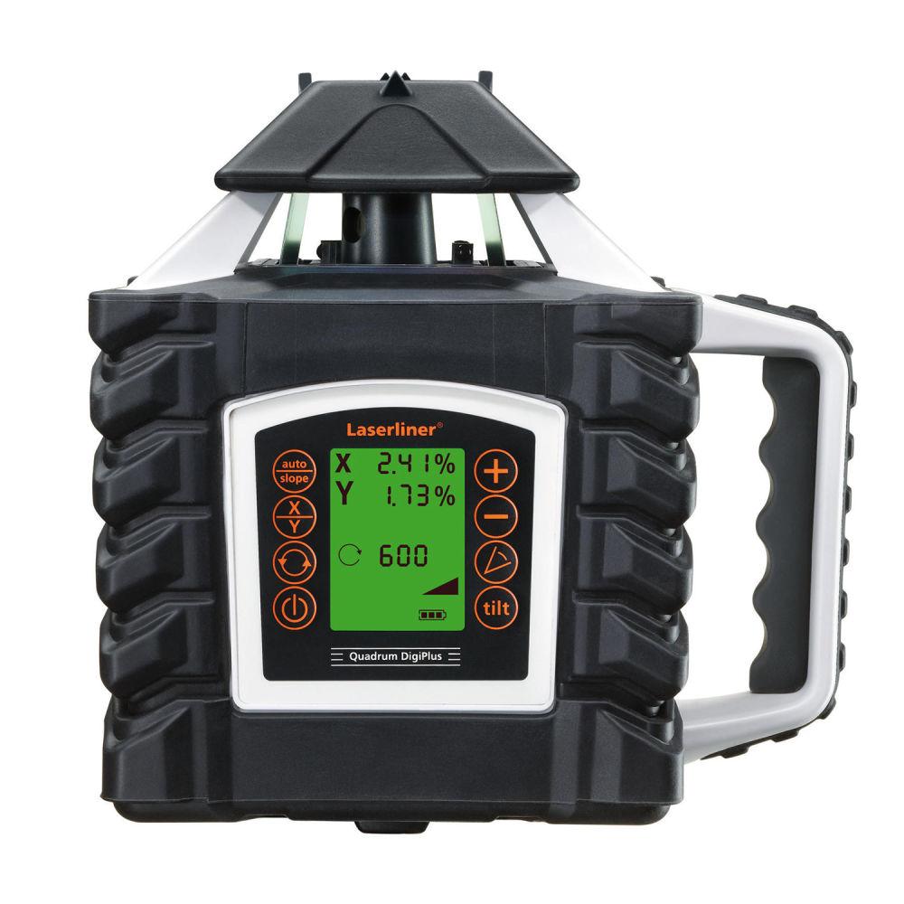 Ротационный лазерный нивелир Laserliner Quadrum DigiPlus 400 Pro S 053.400A