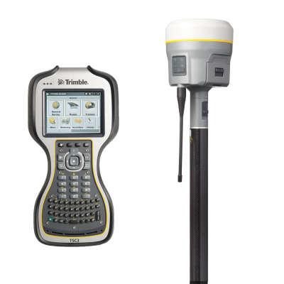 Комплект RTK ровер Trimble R10-2 LT + TSC3