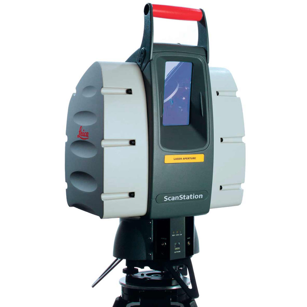 Лазерный сканер Leica ScanStation 2 6001212