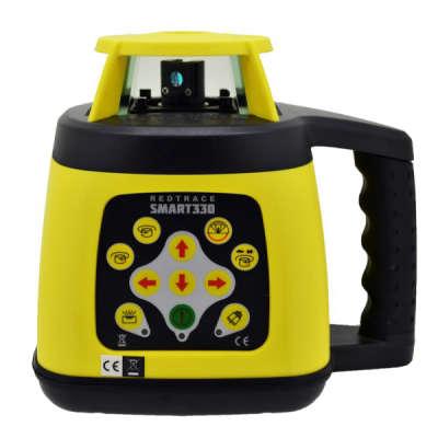 Ротационный лазерный нивелир REDTRACE SMART 330 100349